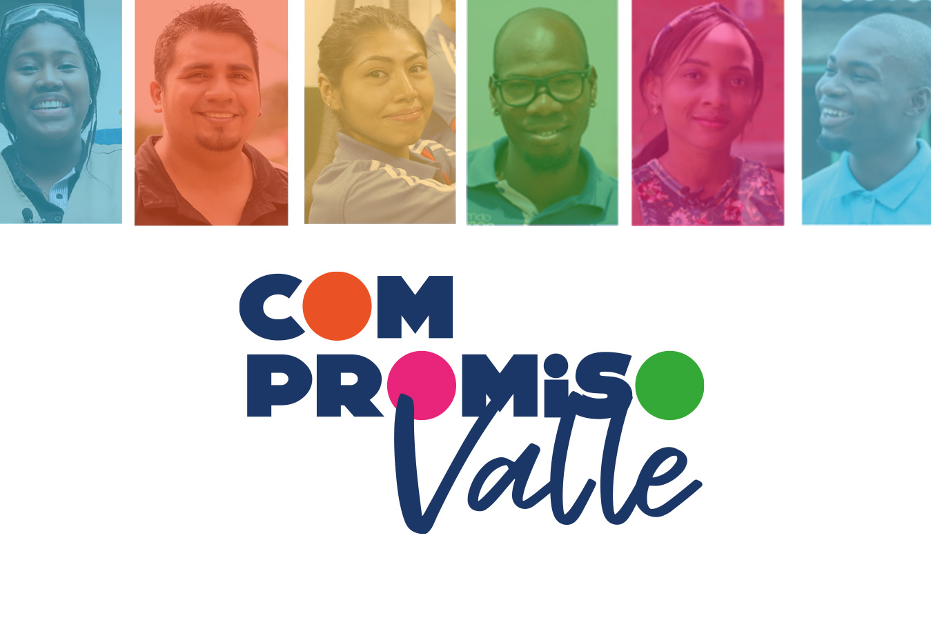 Banner. Compromiso Valle